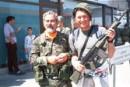 Это я с киприотским воякой.