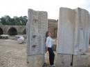 Тунис. На развалинах Карфагена (это не я его, честно)