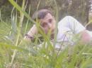 валяюсь в траве )) by Вика )