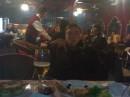 Папа сидит))с сигарой))