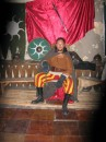 г. Путивль историческо фентезийный фестиваль Путивль 2007. Я на троне Ярла