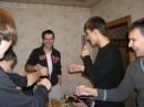 Ярик говорит очень грусный тост)))