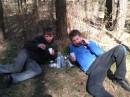 Пить меньше надо:)
