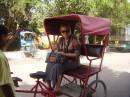 На рикше к Тадж-Махалу, Агра