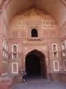 Красный Форт Агра. Три звезды - символ единения трех фундаментальных религий - Мусульманство, Индуизм, Христианство.