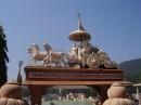 Ашрам Пармат Никетан. Самый Большой Ашрам в Ришикеше. Даст Бог, на сл год буду жить там около месяца...