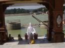Пармат Никетан Ашрам, статуя Кришны. Хари Кришна, Хари Рама!!!!