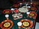 наш праздничный стол: кровавые пальчики, глаза аллигатора и многое другое