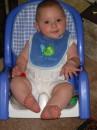 Моя единственій племеник Brandon :-) Я ево обожаю !!!