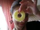 Ох ты!Глазик с ананасом:)