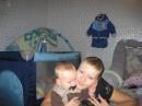 Я и мой сынок