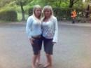 Я и Катька(beauty) перед дискачем)))