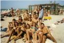 Эт мы на пляже!Весело было!=)