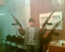 Ну как похож на террориста? :)