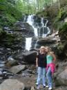 май мамочка и я на водопадике