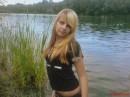 Аліна у болоті)))