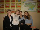 Даша, я, Сана и Наташа)))))))))))))))))