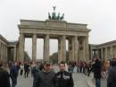 Берлин - Германия - 2007  Бранденбургские ворота