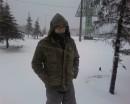 Первый серьезный снег