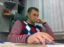 это я на работе, серьезный такой...