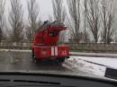 Пожарная машина! АД!!!