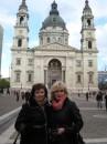 В центре Будапешта