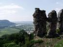 Ruins of Hust castle