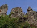 Ruins of Hust castle