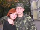 с братом в армии