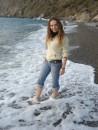 еще вчера... 18 ноября, 2007г...  в Киеве снег и -7, а там  +18 и море )))