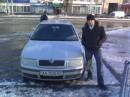 Эт я на Ленинградской