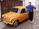 Македония, по дороге в Афины... Машинка, правда не моя, а жаль...