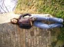 я и стена в Сербии