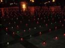 главная площадь Львова...Свечи в память про погибших....ГОЛОДОМОРА!!!!!