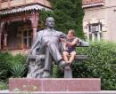 Ленин и отпускник