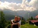 Альпы (я и Ира)