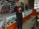 В оружейном магазине