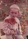 злобный взгляд просекался даже в раннем детстве..ггггг))