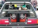 BMW 325 маленький сабик