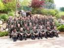 Мой взвод в США (база Ft. Gordon), было нас 7 иностранцев (я, 3 румына, непалец, таиландец и тунисец)