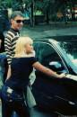 Ну не понравился ей Jaguar X-type)), ну что поделаеш))