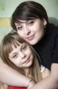 Моя любимая тетя и сестренка))