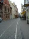 так выглядит одна из центральных улочек Вильнюса