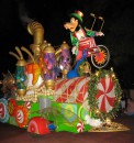 A picture of Walt Disney Christmas Parade