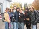 ещё школьница в Ивано-Франковске