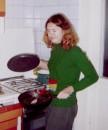 На кухне Бр-р. Мерзкая сковородка
