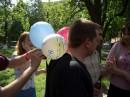 И Косте пару десятков шариков...
