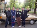 Кубок по пейнтболлу 2004 г.Краматорск
