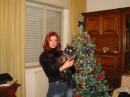 кот в ужасе)))