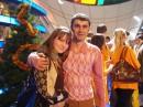 """Я со Стадницким Тарасом(""""Набла"""", г.Львов) ааа, люблю его!!!!!"""